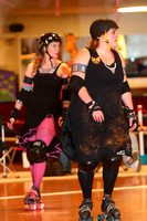 2015.04.11 Fox City Roller Derby, Rags to Riches