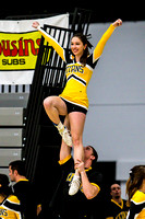 2013.01.16 UW Oshkosh Cheer/Stunt