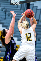 2013.01.16 UW Oshkosh Women's Basketball