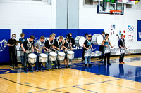 2013.02.21 Oshkosh West Band, Drums