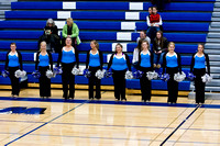2012.01.06 Osh West JV Dance Team
