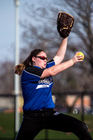 2013.04.30 Oshkosh West JV Softball